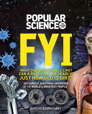 FYI (Popular Science) Paperback  by The Editors of Popular Science