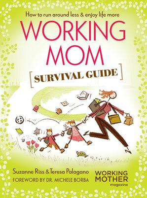 WORKING MOM SURVIVAL GUIDE Paperback  by RISS, SUZANNE