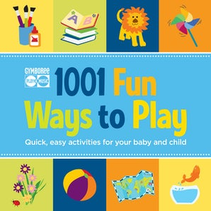 GYMBOREE 1001 FUN WAYS TO PLAY Paperback  by DAVIS, SUSAN ELISABETH