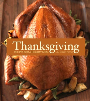 Thanksgiving Hardcover  by Lou Pappas