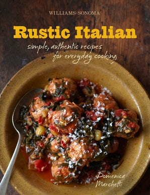 RUSTIC ITALIAN (WILLIAMS-SONOMA) Hardcover  by MARCHETTI, DOMENICA