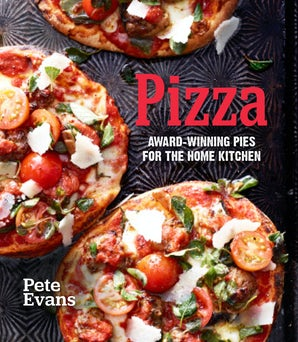 Pizza Hardcover  by Pete Evans