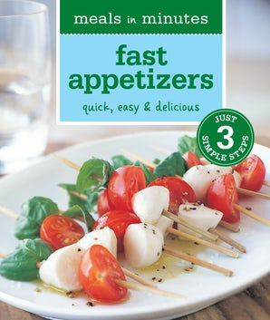 MEALS IN MINUTES: FAST APPETIZERS Paperback  by BINNS, BRIGIT