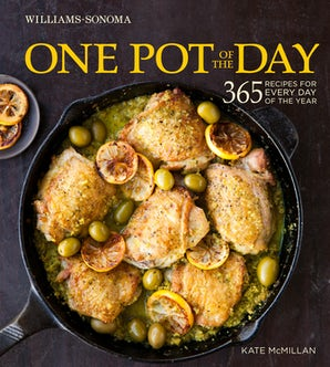 One Pot of the Day (Williams-Sonoma) Hardcover  by Kate McMillan