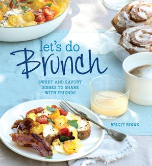 Let's Do Brunch Hardcover  by Brigit Binns