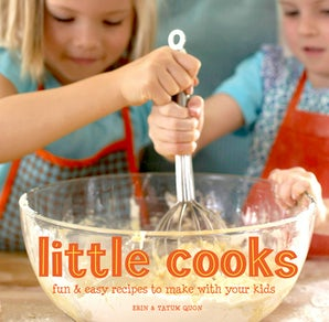 Little Cooks Paperback  by Erin Quon