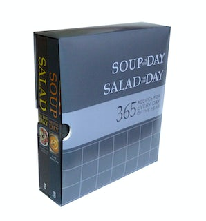 Best of the day boxed set 1 - soup - salad Counterpack - filled  by Kate McMillan