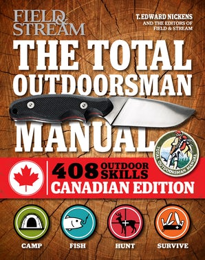 TOTAL OUTDOORSMAN MANUAL (CANADIAN EDITION) Flexicover  by NICKENS, T. EDWARD