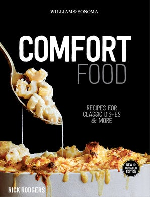 Comfort Food (Williams-Sonoma) Hardcover  by Rick Rodgers