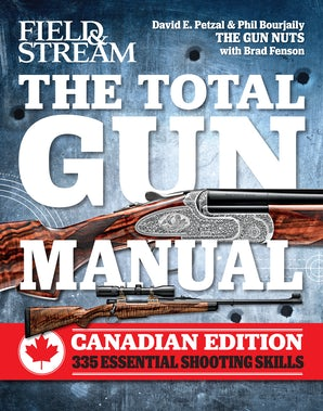 The Total Gun Manual Canadian Edition Paperback  by Phil Bourjaily