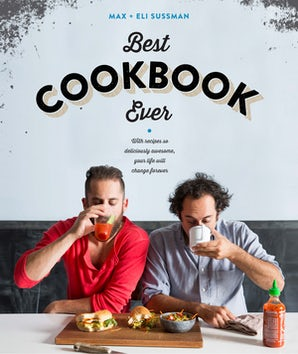 The Best Cookbook Ever Paperback  by Eli Sussman