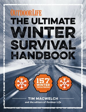 WINTER SURVIVAL HANDBOOK Paperback  by MACWELCH, TIM
