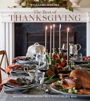 The Best of Thanksgiving (Williams-Sonoma) Hardcover  by Williams-Sonoma