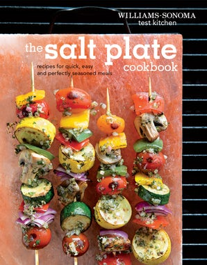 SALT PLATE COOKBOOK Hardcover  by WILLIAMS SONOMA TEST KITCHEN