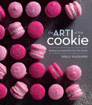 The Art of the Cookie Hardcover  by Shelly Kaldunski