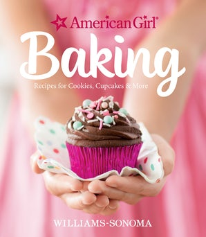 American Girl Baking Hardcover  by Williams Sonoma