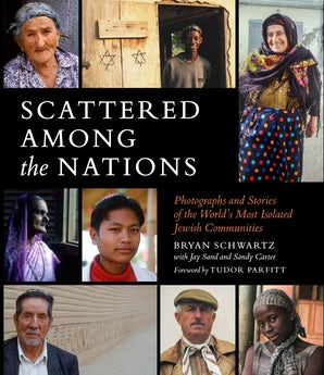 SCATTERED AMONG THE NATIONS Hardcover  by SCHWARTZ, BRYAN