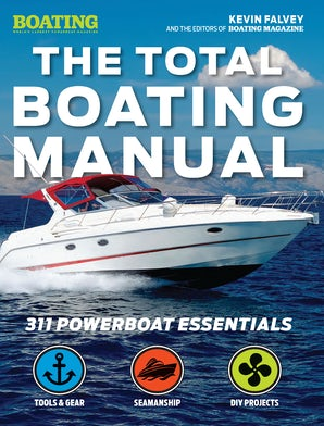 The Total Boating Manual Paperback  by Kevin Falvey