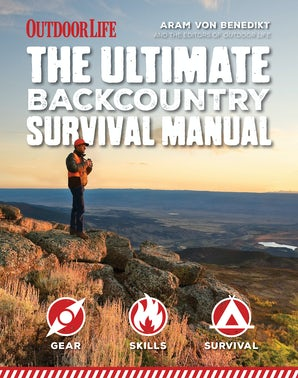 The Ultimate Backcountry Survival Manual Paperback  by Aram Von Benedikt