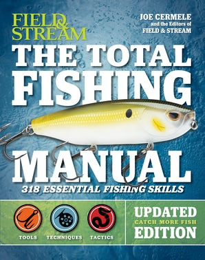 The Total Fishing Manual (Revised Edition) Paperback  by Joe Cermele