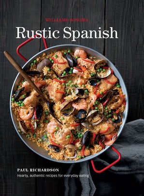 Rustic Spanish (Williams-Sonoma) Hardcover  by Williams-Sonoma