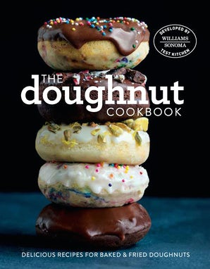 DOUGHNUT COOKBOOK Hardcover  by WILLIAMS SONOMA TEST KITCHEN