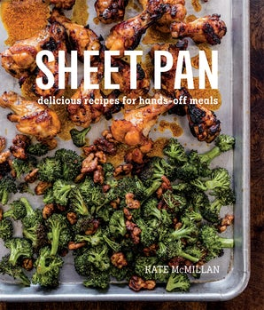 Sheet Pan Hardcover  by Kate McMillan