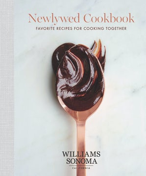 NEWLYWED COOKBOOK Hardcover  by WILLIAMS SONOMA,
