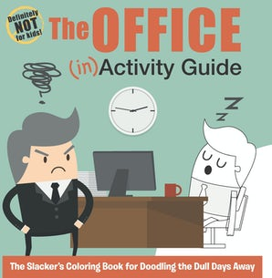 The Office (IN)Activity Guide Paperback  by Harriet Paul
