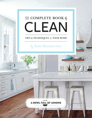 COMPLETE BOOK OF CLEAN Paperback  by Hammersley, Toni