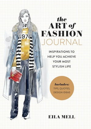 ART OF FASHION - A JOURNAL Paperback  by MELL, EILA