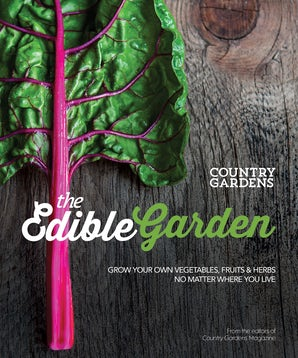 EDIBLE GARDEN Paperback  by THE EDITORS OF COUNTRY GA,