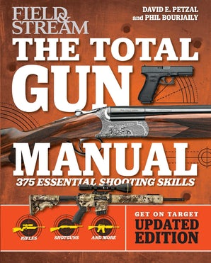 TOTAL GUN MANUAL (FIELD & STREAM) Flexicover  by PETZAL, DAVID E