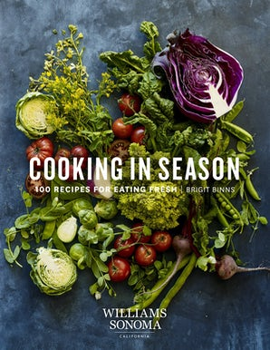 Cooking in Season Hardcover  by Brigit Binns