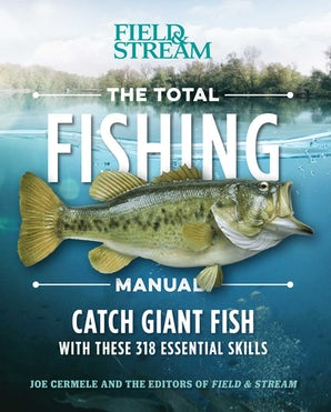 The Total Fishing Manual (Paperback Edition) Paperback  by Joe Cermele
