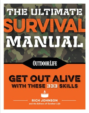 The Ultimate Survival Manual (Paperback Edition) Paperback  by Rich Johnson
