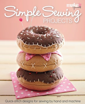 Simple Sewing Projects Paperback  by Make it Yourself Magazine