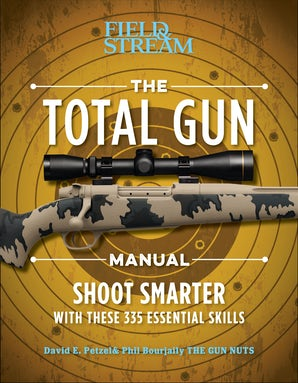 The Total Gun Manual (Paperback Edition) Paperback  by David E. Petzal
