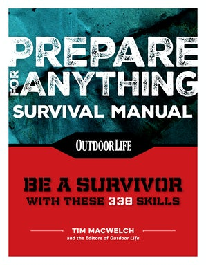 PREPARE FOR ANYTHING (PAPERBACK EDITION) Paperback  by MACWELCH, TIM