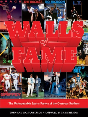 Walls of Fame Hardcover  by John and Tock Costacos