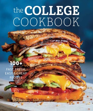 The College Cookbook Paperback  by Weldon Owen