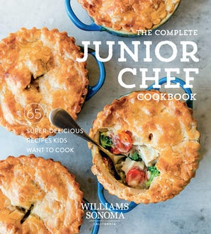 COMPLETE JUNIOR CHEF Hardcover  by WILLIAMS SONOMA,