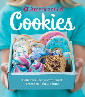 American Girl Cookies Hardcover  by American Girl