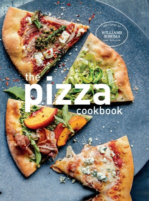 The Pizza Cookbook Hardcover  by Williams-Sonoma