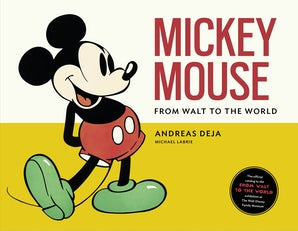 Mickey Mouse Hardcover  by Andreas Deja