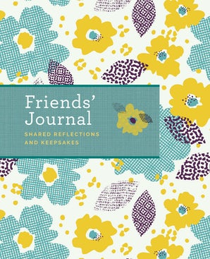 Friends' Journal Hardcover  by Bluestreak
