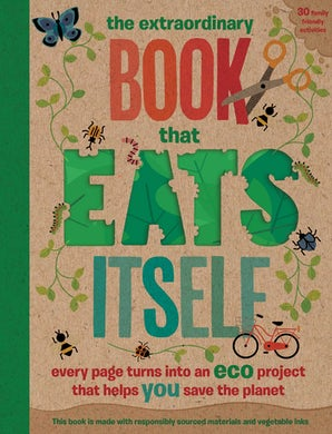 The Book That Eats Itself