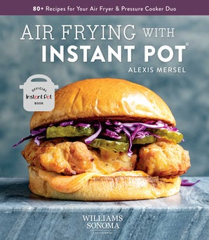 Instant Pot Air Fryer Cookbook
