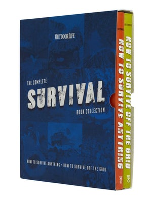 Outdoor Life: The Complete Survival Book Collection