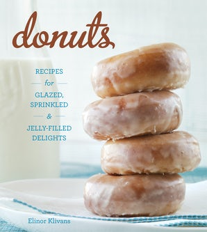 Donuts Hardcover  by Elinor Klivans